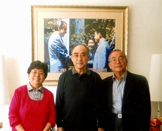荘則棟氏との面談は、こちらも意義ある、楽しいものでした。 面談は、北京... 岡山と中国215号